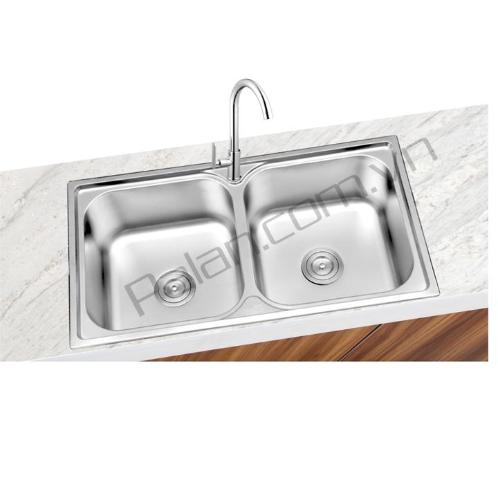 Chậu Rửa EU - 8248LK-SUS 304